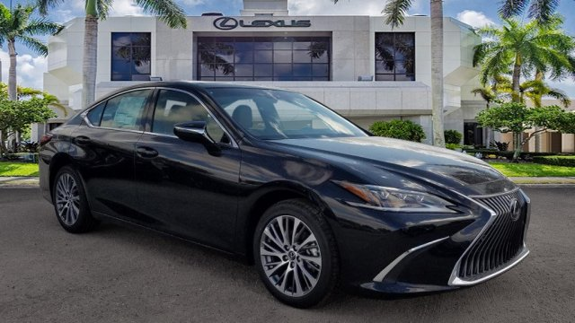 New 2019 Lexus ES ES 350 Luxury