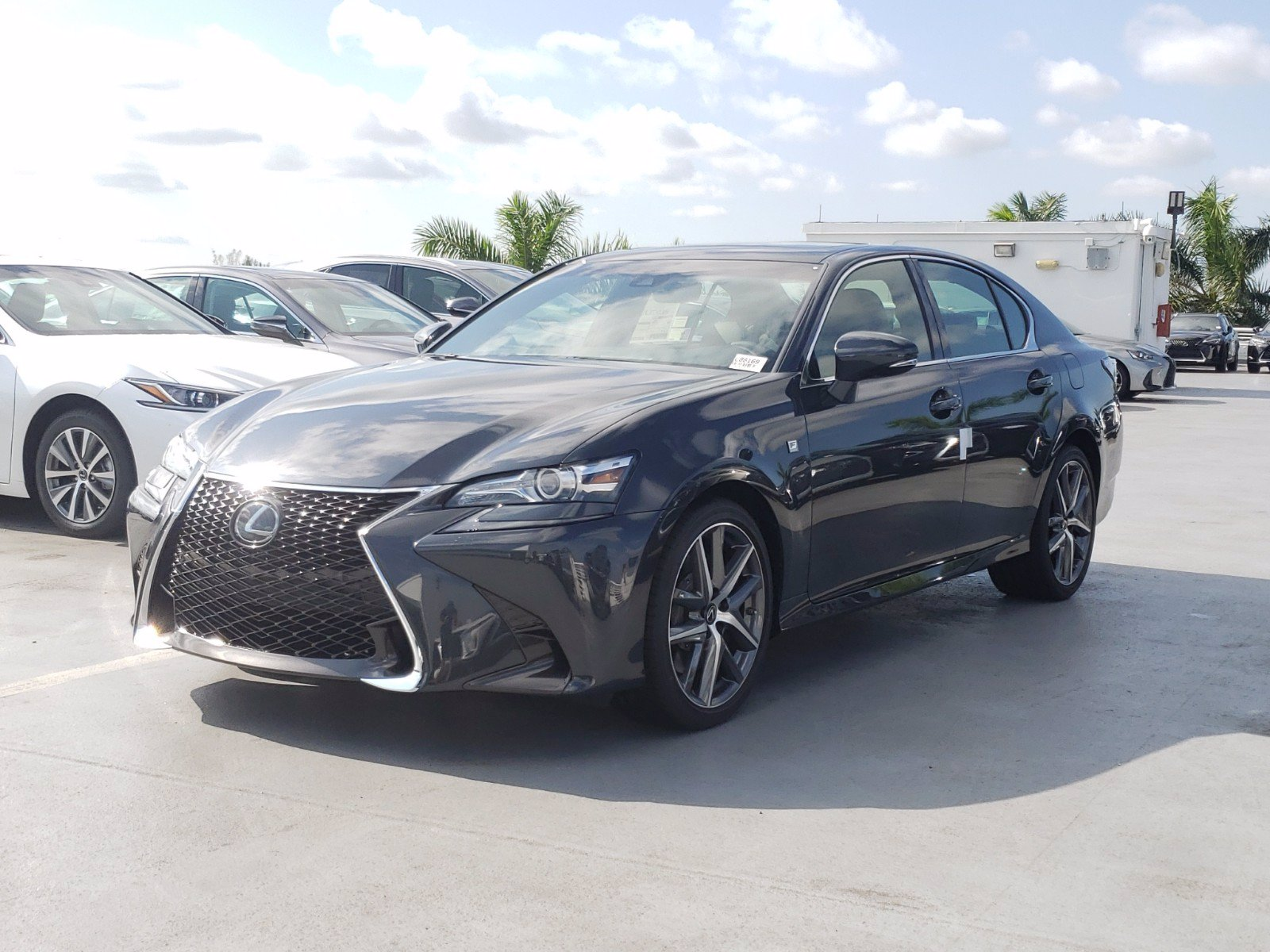 New 2020 Lexus GS GS 350 F SPORT