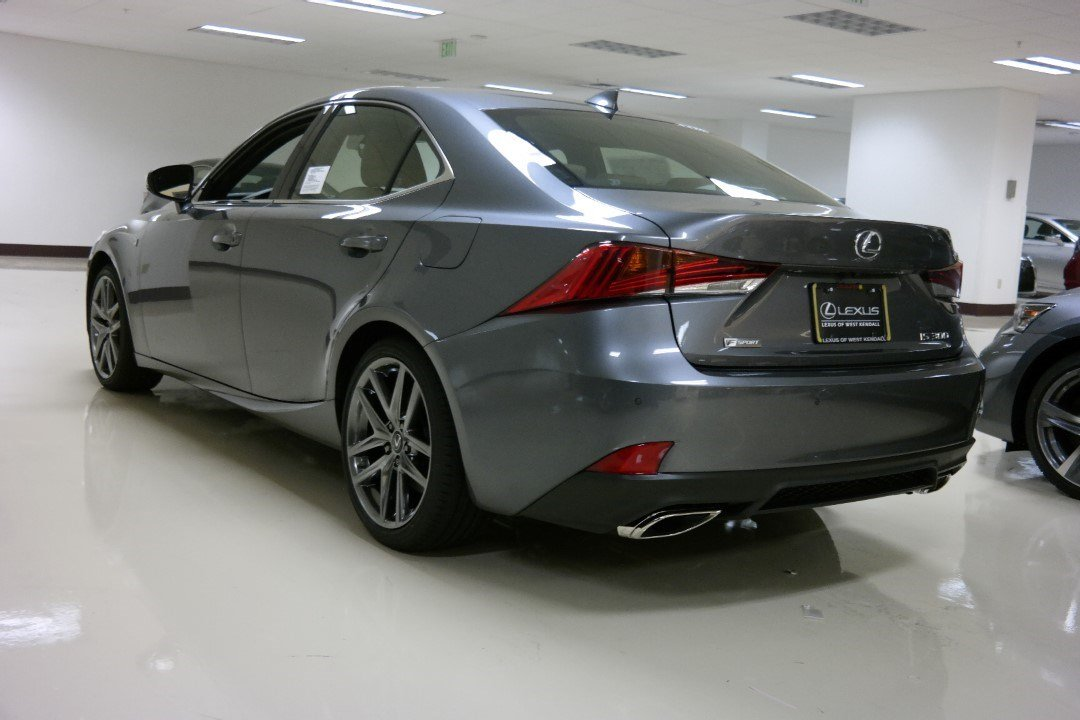 New 2020 Lexus IS IS 300 F SPORT