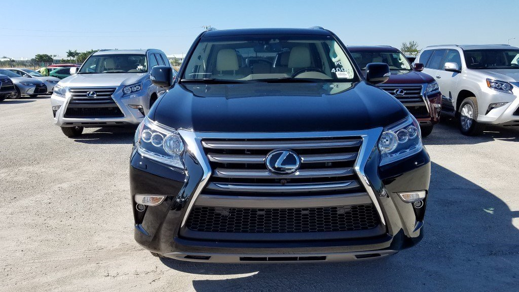 New 2019 Lexus GX GX 460 Luxury