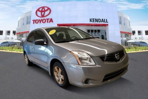 Pre-Owned 2010 Nissan Sentra 2.0 S