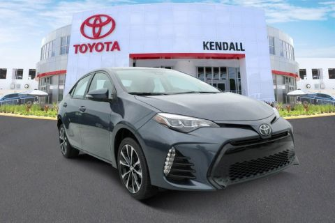 Certified Pre-Owned 2019 Toyota Corolla SE