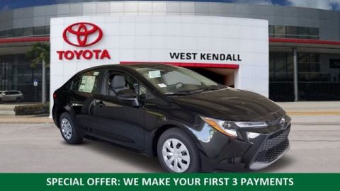 Pre-Owned 2020 Toyota Corolla L