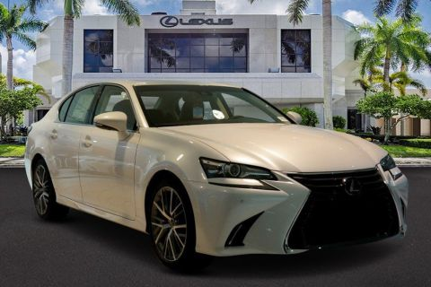 New 2019 Lexus GS GS 350