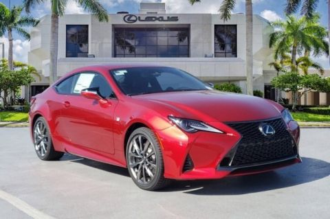 New 2020 Lexus RC RC 300 F SPORT