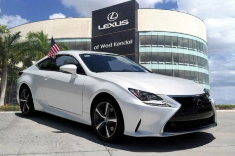 Certified Pre-Owned 2018 Lexus RC 300