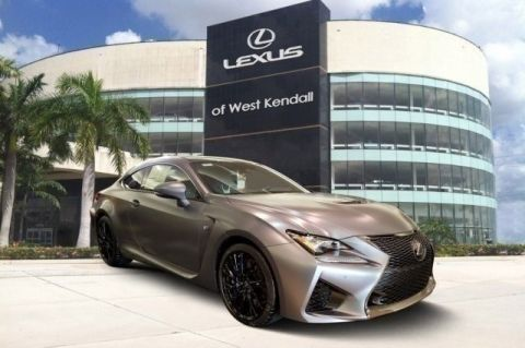New 2019 Lexus RC F F