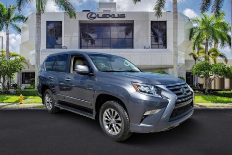 New 2018 Lexus GX GX 460 Luxury